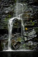 Mt Lofty Waterfall III by TaGiRoCkS