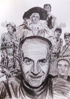 Louis de Funes by FDupain