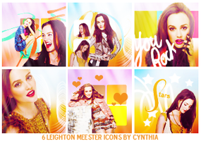 Leighton Meester || Icons by gotasecret-xx