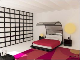 bed room2 by Nadia-design
