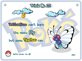 PokeTrivia No. 22 by TrainerEM-Dustin