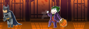 Scribblenauts Unmasked-Why So Serious Batsy? by TheEntity371