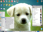 Puppy Desktop by MarcoFiorilli
