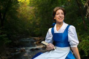 Belle at the falls 3 by YGKtech