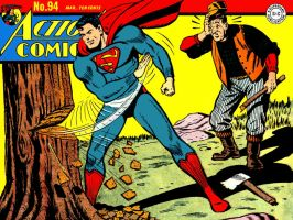 Action Comics 94 by Superman8193