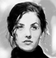 Audrey Horne by Renmiou