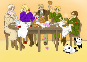 Aph-Allies Breakfast by Land-Of-Fire