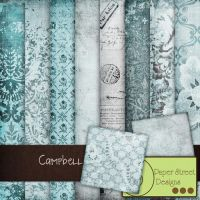 Campbell by paperstreetdesigns