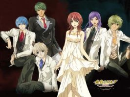 La Corda D'Oro Wallpaper by La-Corda-D-Oro