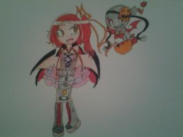 Daughter from Voodoo - Halloween DLC by Music-Lovette123