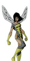 Wasp by UndeadComics