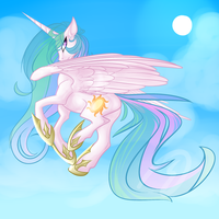 Celestia[Anatomy Edit] by swiftyuki
