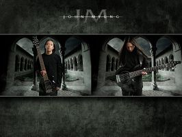 John Myung wallpaper by Steve1969