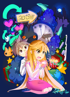 2012 New Years by Pluffers