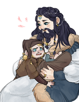 bb dwarves by BriarX