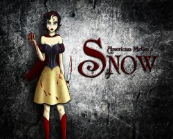 American McGee's Snow by Whisperwings