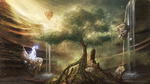 The Tree of Wishes by Whendell