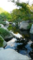 Japanese Garden by MeredithDillman