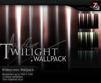 'Twilight' - Wallpaper pack by LongyZ