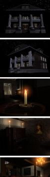 The Herlong Mansion by StarFeuri