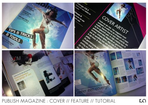 Publish magazine feature by Knarfart