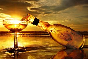 Sparkling Wine by ahermin