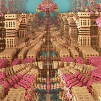 frame5 from the video Dreams of Mandelbulb by lady-AquaLena