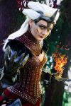 Dragon Age II - The Flame Within by YumiKoyuki