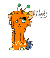 Melody. by Inu-Aussie