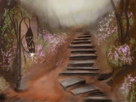 Stairs to judgment by GDSWorld