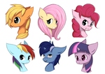 Heads by Xasthurr