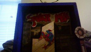 spider man project by DEHOUSE