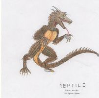 Reptile by tod309
