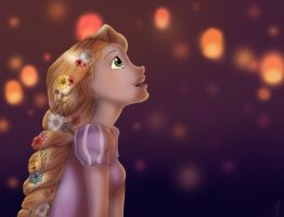 The Light by iheartart132