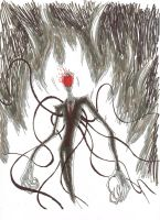 The Wrath of Slenderman by Hyperactive-Nutcase