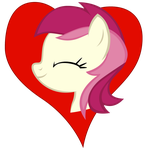 I heart Rose by Stinkehund