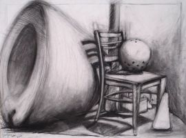 Still life Drawing by Good-Anime
