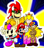 Super Mario RPG by KoopaKrazy85