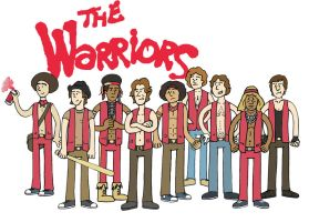 The Warriors by Blank-mange
