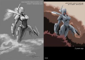 Mosquito Armor comparative by chillier17