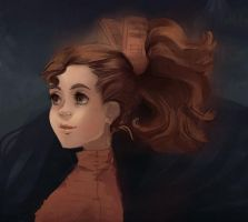 Fanart - Arrietty by papelmarfil
