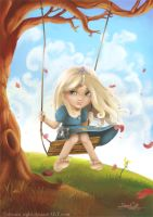 Swing on Summer by Dream-Sight
