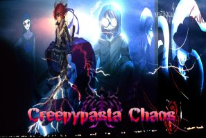Creepypasta Chaos Artwork 10 by Stormtali