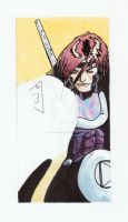 Gambit card by innerpeace1979
