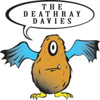 Deathray Davies T-Shirt Submit by Kaijubait