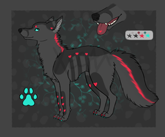 Sparkledog Adoptable 3 [AUCTION!!] (CLOSED) by Xecax
