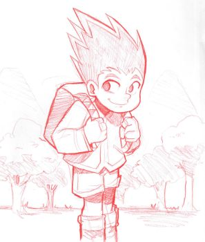 GON! by Mei-Hong1612