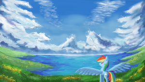Clear Skies by Ailynd