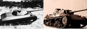 The tank that never was : the P43bis by history-nerd