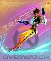 Tracer FanArt by Jit-Art